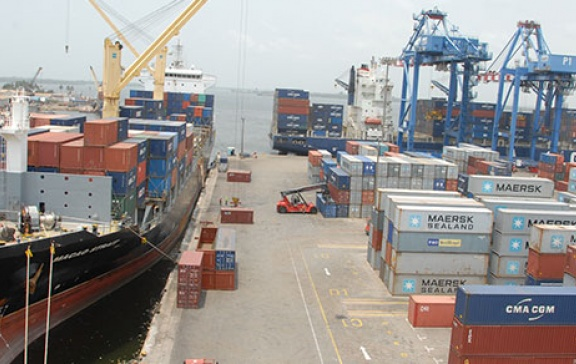 Port of Abidjan